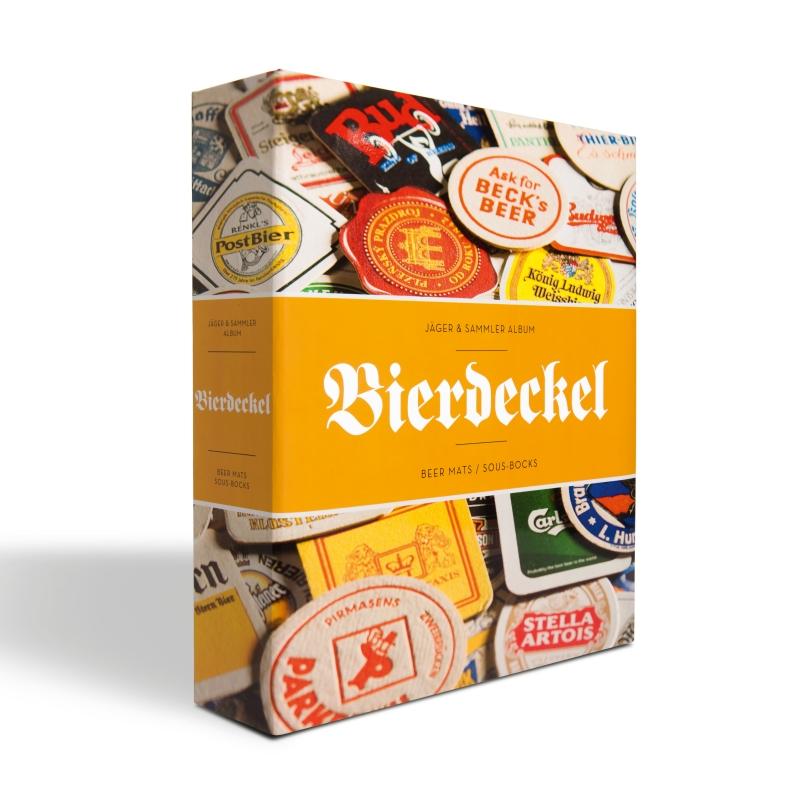 Альбом LEUCHTTURM для коллекционирования пивных подставок бердикелей
