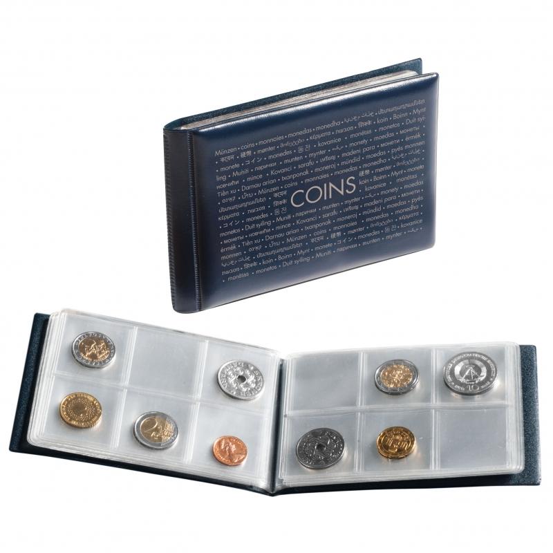 Карманный альбом NUMIS для 48 монет