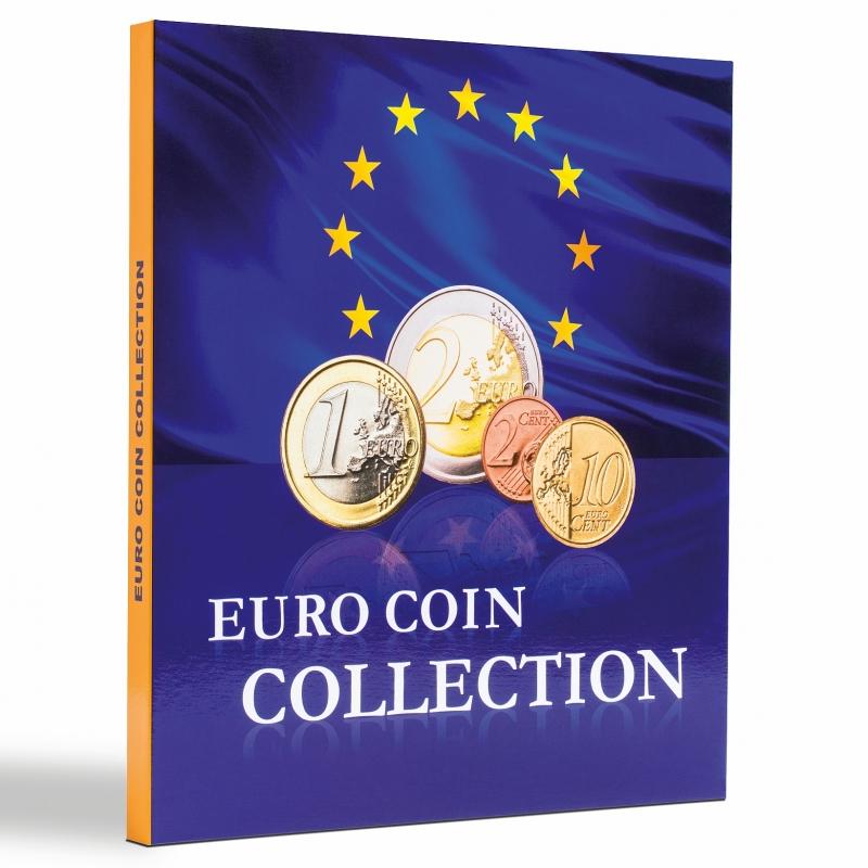 Альбом для 26 наборів евромонет PRESSO