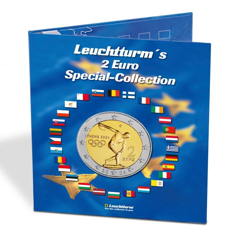 Альбом PRESSO для монет номіналом 2 євро