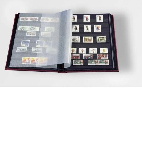 Кляссер (альбом) для марок на 16 листов