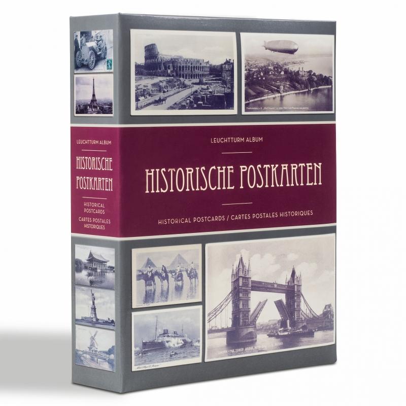 Альбом для 200 исторических открыток