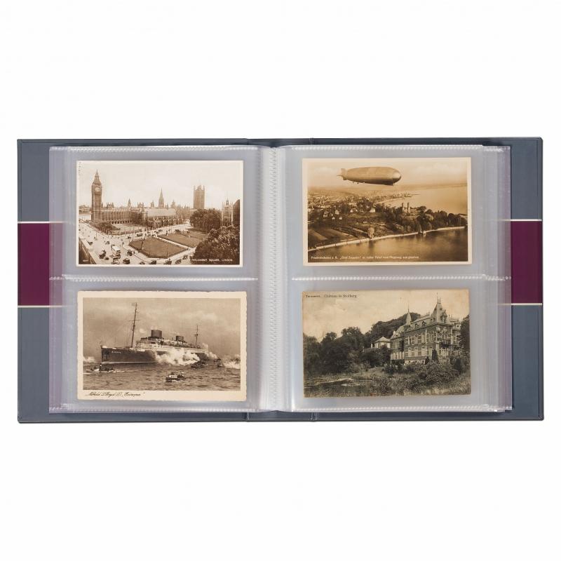 Альбом для 200 исторических открыток   2