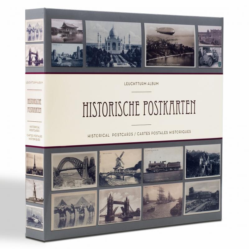 Альбом для 600 исторических открыток