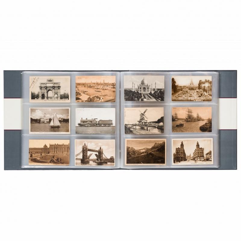 Альбом для 600 исторических открыток 2