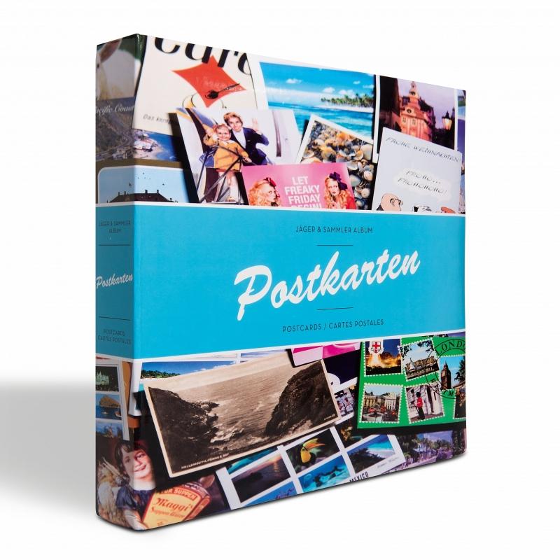Альбом POSTKARTEN для 600 листівок