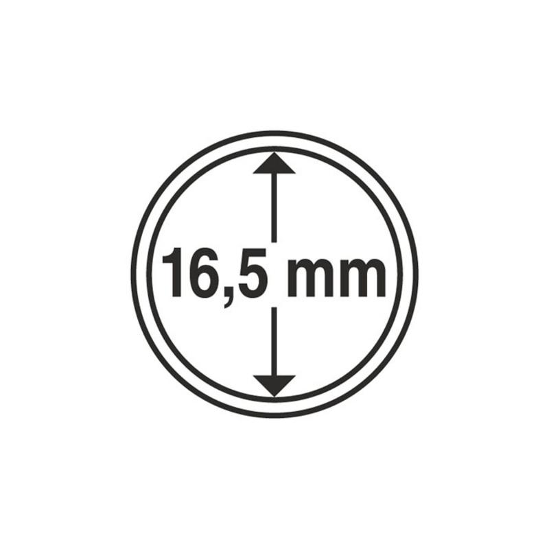 Капсула Leuchtturm для монет діаметр 16,5 мм