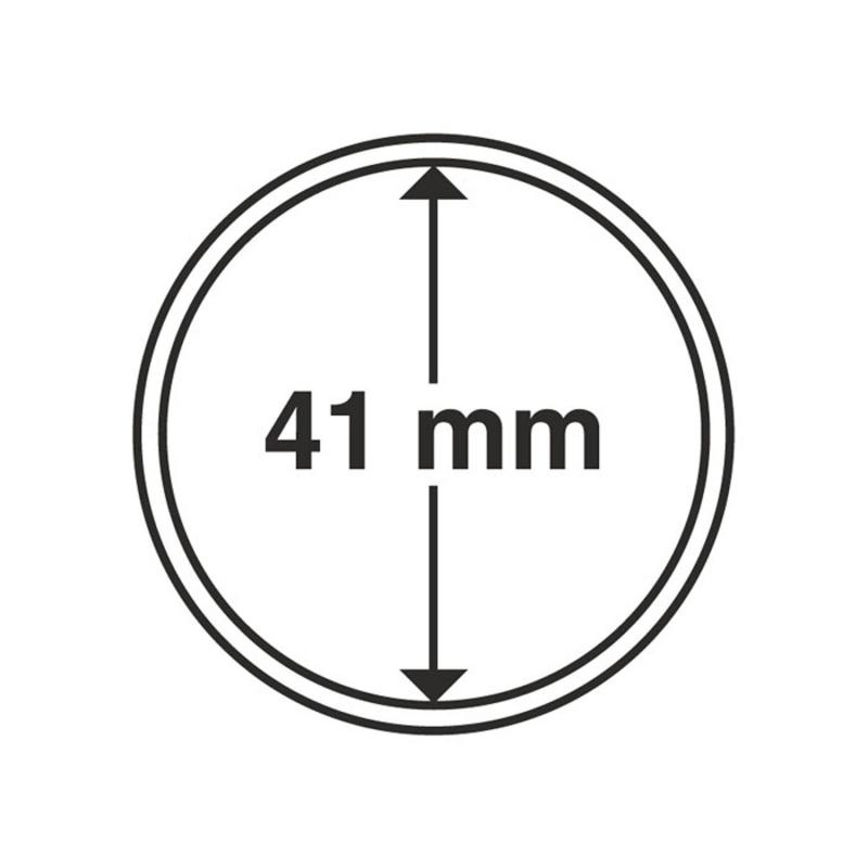 Капсула Leuchtturm для монет діаметр 41 мм