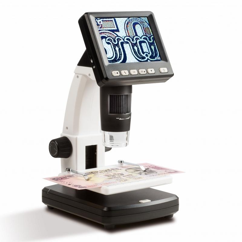 Цифровой LCD микроскоп DM3