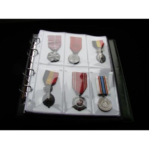 Альбом SCHULZ для наград и медалей
