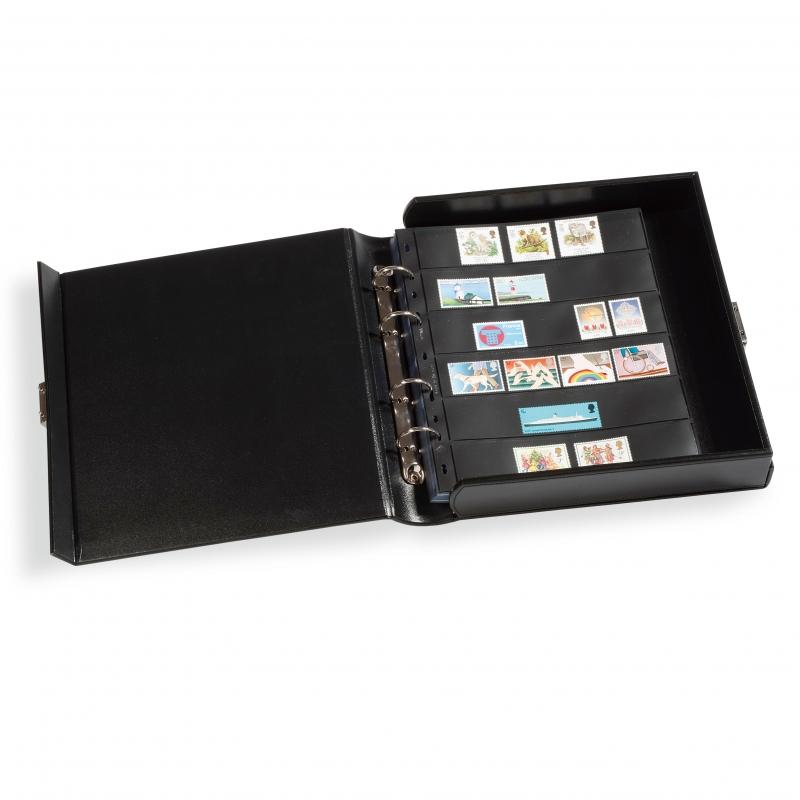 Папка-бокс OPTIMA Classic LEUCHTTURM для марок
