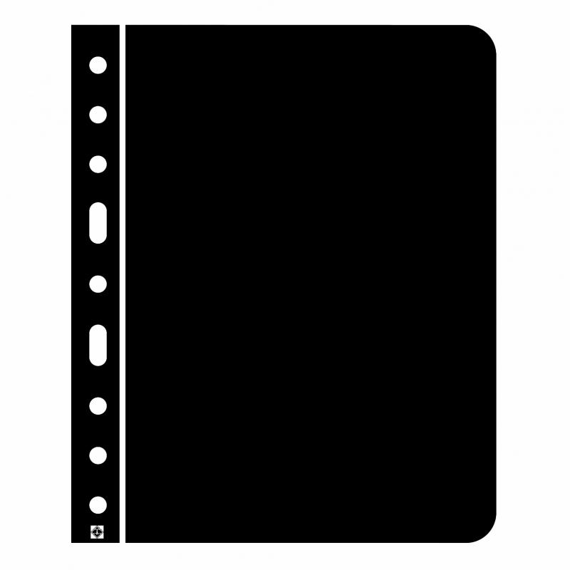 Разделительный лист VARIO LEUCHTTURM (черного цвета)