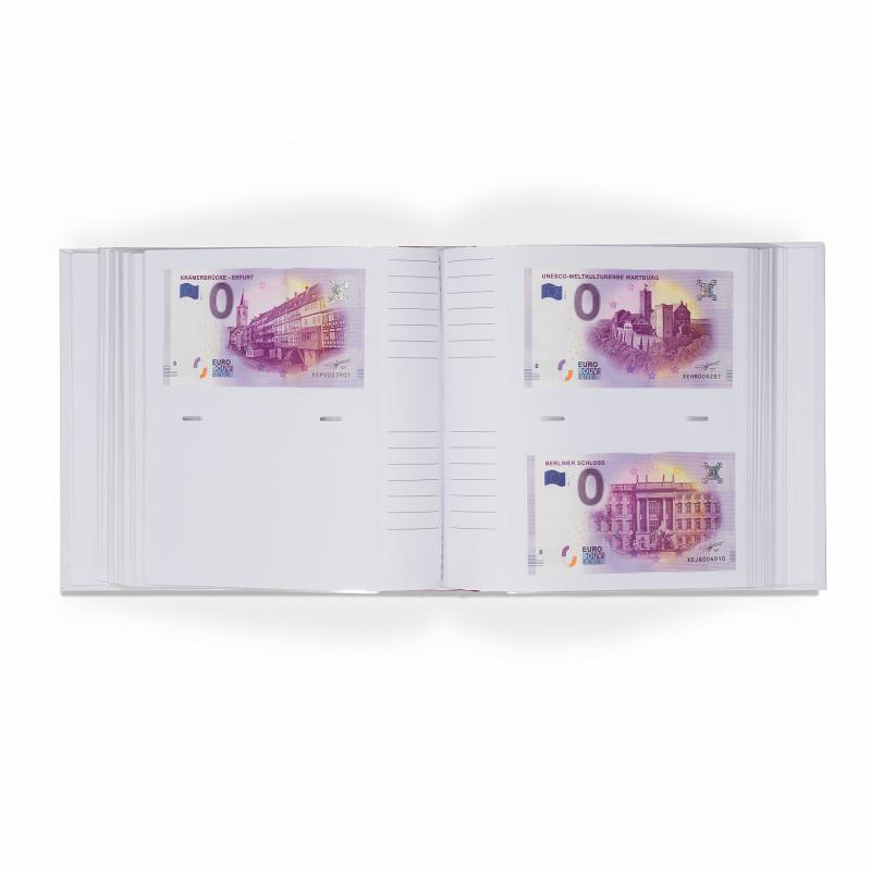 Альбом для 200 банкнот Euro Souvenir 2