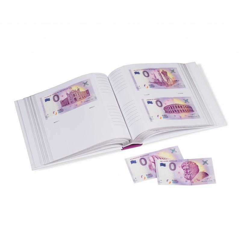 Альбом для 200 банкнот Euro Souvenir 3