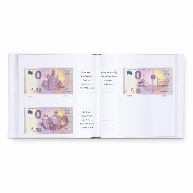 Альбом для 200 банкнот Euro Souvenir 4
