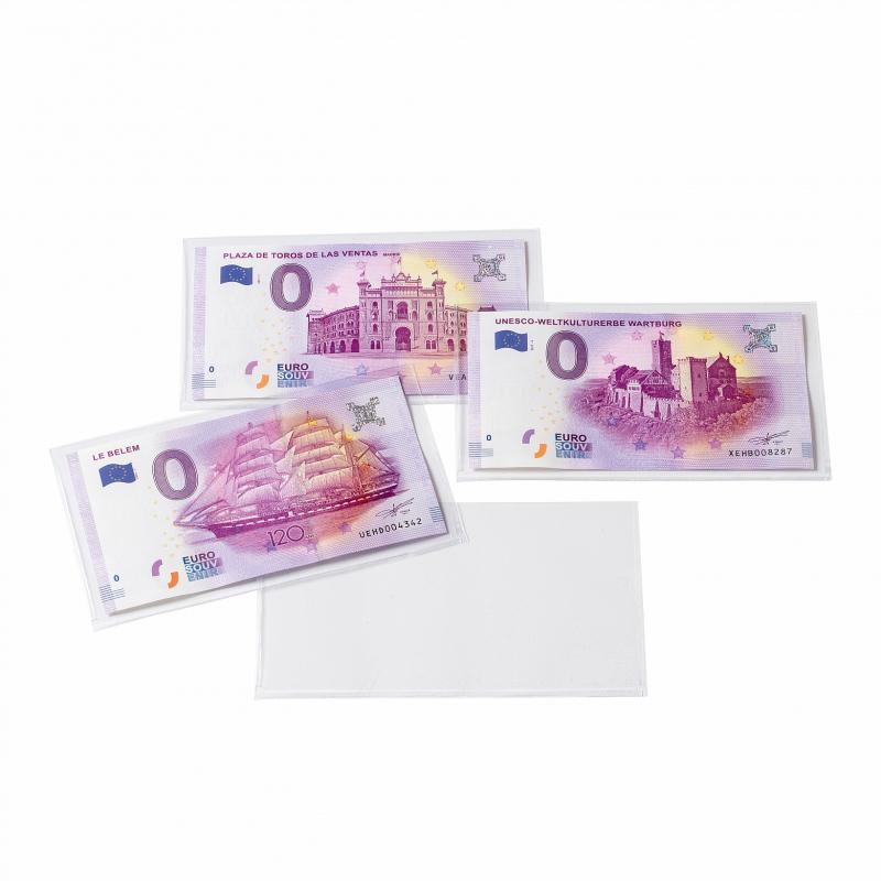 Защитные листы-обложки для банкнот BASIC 140 3