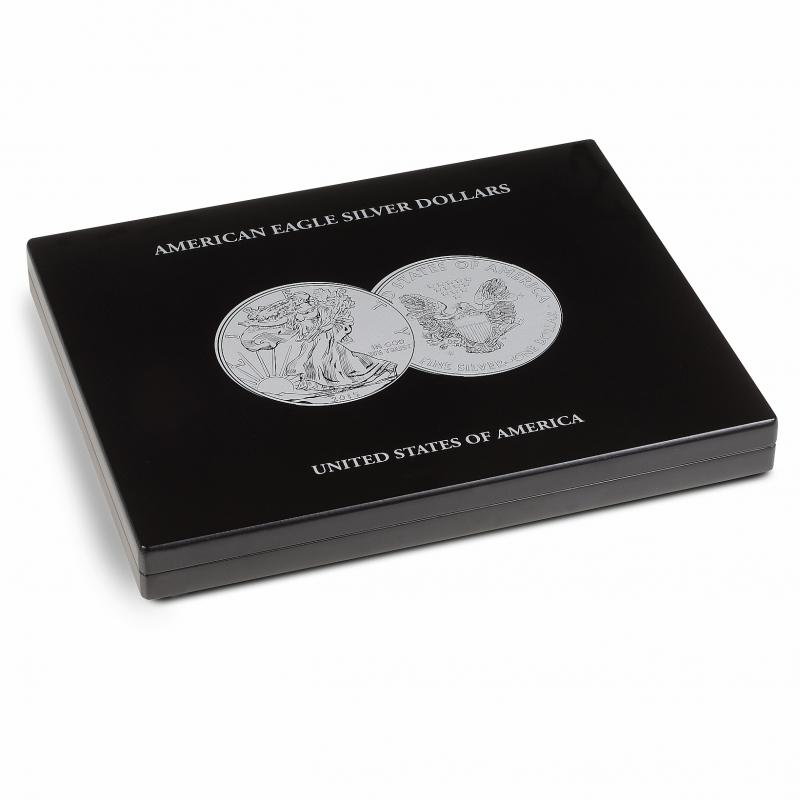 Кассета VOLTERRA для 20 серебряных монет